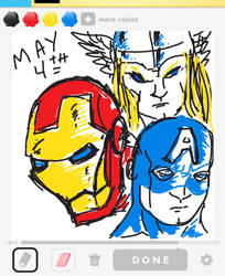 draw something ill by bvcomics