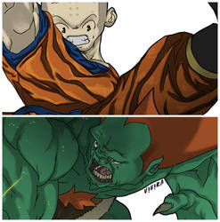 street fighter z - part 3 preview by bvcomics