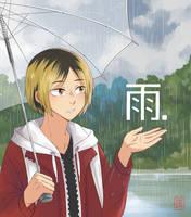 Rain. by KiraKiraPyon
