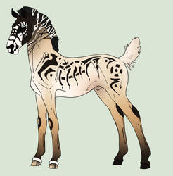 Foal Auction |CLOSED| by Just-Adoptions