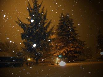 Rising Snowflurry by LadySoBe
