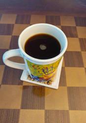 Morning Coffee by LadySoBe