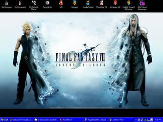 Final Fantasy Desktop by nobuo3317