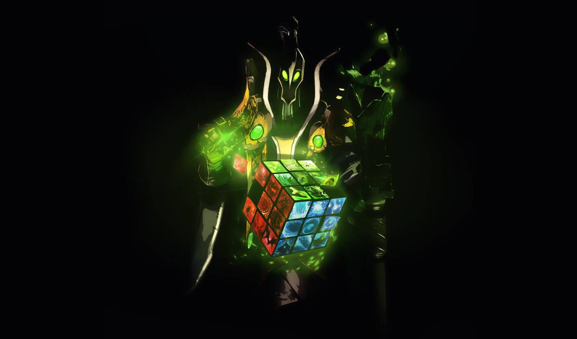Dota 2 - Rubick's Cube by Lozeng3r
