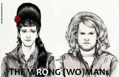 THE WRONG (WO)MANs by Dianah3