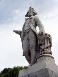 .stock: captain james cook. by guavon-stock