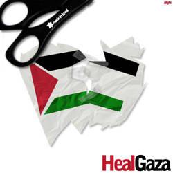 HealGaza by the-king-alam
