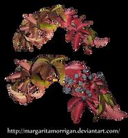 autumn wreath by Margaritamorrigan by margarita-morrigan