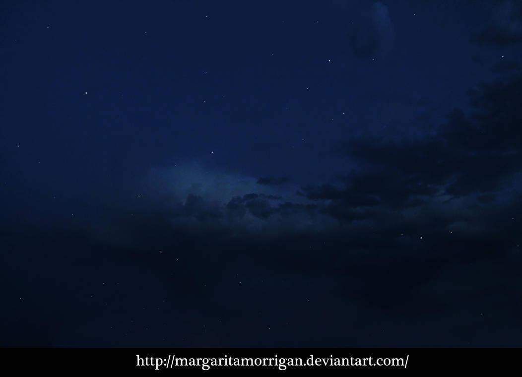night sky by margarita-morrigan