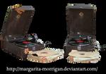 gramophone by margarita-morrigan