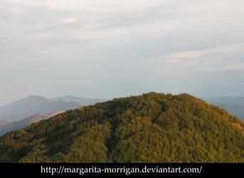 the mountain by margarita-morrigan