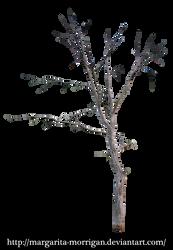 dead tree by margarita-morrigan