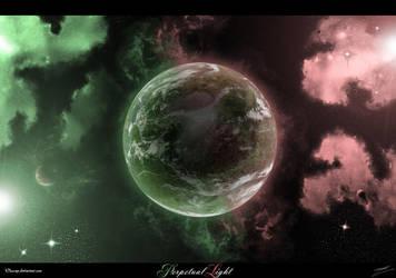 Perpetual Light by h2krouge