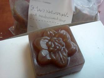Herb Medley Healer Soap by ScytheLust