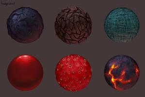 Material studies 1 by BaukjeSpirit