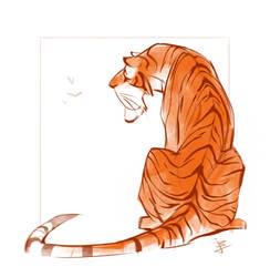 Tiger Concept 1 by BaukjeSpirit