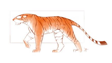 Tiger Concept 2 by BaukjeSpirit