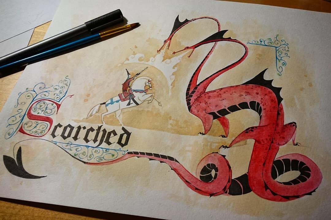 Scorched by BaukjeSpirit