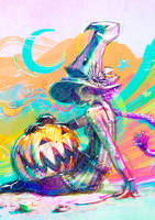 Halloween by yoshiyaki