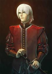 Dante DMC by yoshiyaki