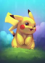Basic Pokemons: Yellow by yoshiyaki