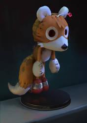 Tails Doll by yoshiyaki
