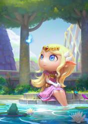 Princess! Princess!! Listen!!! by yoshiyaki