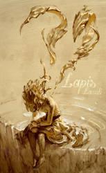 Lapis Lazuli II by yoshiyaki
