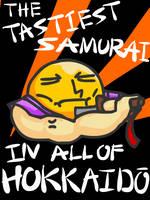 Silly Samurai Satsuma Is For Kids by Flashkirby-99