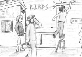 Birdloitering by Flashkirby-99