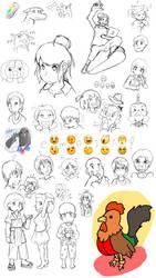 Travel Sketches 04 by Flashkirby-99