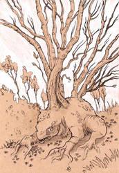 TreeTroll by MichellePapadopoulos