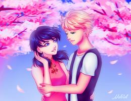 Sakura Bloom by Nalciel