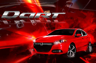 Dodge Dart Inspired By You Entry by amelbg