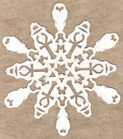 Cut-Me-Own-Snowflake by ldhenson