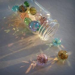 Bottled Prisms No. 2 by ldhenson