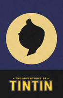 The Adventures of TinTin - Minimal Poster by miserym