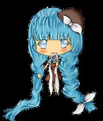 :AT: Mizu by Sweet-DooDo