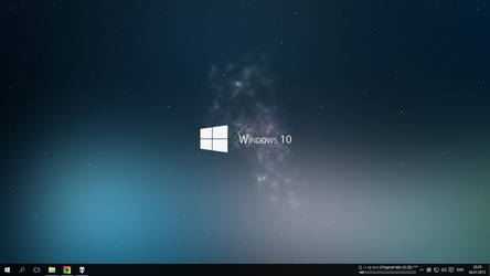 Windows 10 insider preview by 2Pinka