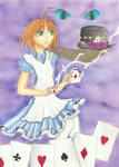 Sakura in Wonderland by RyokoAyashi