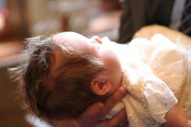 Baby Babtism by JuelHeart