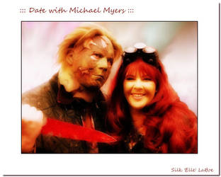 ::: Date with Michael Myers ::: by Silk-Elle-LaBoe