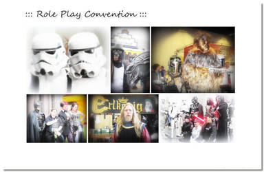 ::: Role Play Convention ::: by Silk-Elle-LaBoe