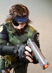 Big Boss at Otakon 2012 by fotaku