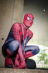 Spiderman at Otakon 2012 by fotaku