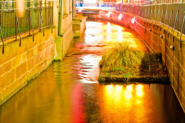 Colmar By Night 4 by drouch