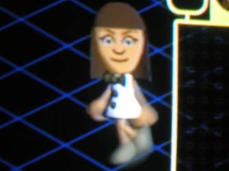 Courtney on Tetris Party by Blazikenpwnsyou