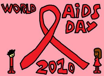 A+C: World AIDS Day 2010 by Blazikenpwnsyou