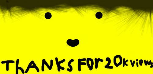 Thanks for 20K Views by Blazikenpwnsyou