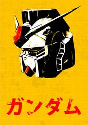 RX-78-2 by B-trndl